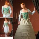 Simplicity 2621 pattern for Baroque or 16th Century Undergarments Costume. Size 8-16