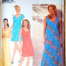 Simplicity 9691 pattern for simple dresses size 8-18
