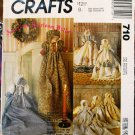 McCall's crafts 710 American Heirloom Dolls pattern