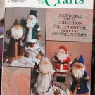 """Simplicity 7598 Olde World Santa Collection 18"""" doll craft pattern"""