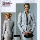 Vogue V8677 Divine Details pattern 8677 contemporary Trachtenmode dress suit size 14-20