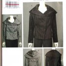 Vogue v8600 Marcy Tilton Wearable Art Lagenlook  jackets pattern 8600 sizes 6-12