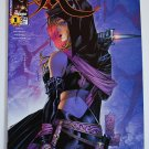 Magdalena comic #1 April 2000 Silvestri cover. By Chen, Benitez, Weems and Wengler.