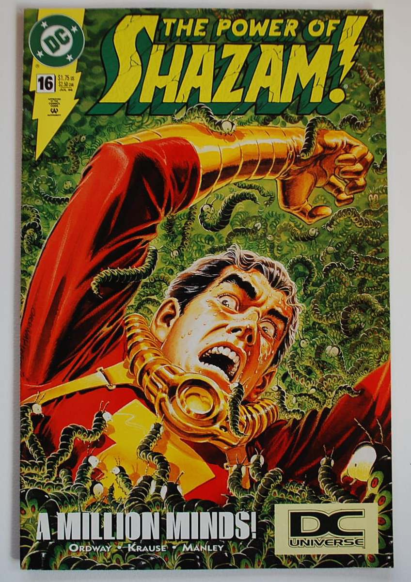The Power of Shazam #16 from DC Universe Comics 1996