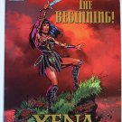 Lot of 11 Xena comics with variants including Bold 1st