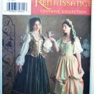Simplicity 3809 Renaissance costume pattern sizes 10-14