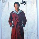 Vintage Simplicity 7741 jiffy pattern for men's bathrobe size medium, cut
