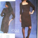 Vogue1121 v1121 Badgley Mischka Platinum dress pattern size 6-12