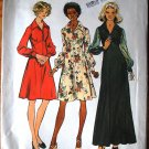 Simplicity 5968 vintage 1973 Look Slimmer pattern dresses for Loretta Lynn or the Black Belles