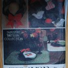 Avon Tapestry pattern collection for 10 Christmas items designed by McCall's