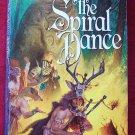 Spiral Dance by Garcia Y. Robertson. 1993 paperback book fantasy set in Elizabethan England
