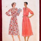 Vogue 7000 vintage c. 1979 peasant or Eastern European style dresses, size 8