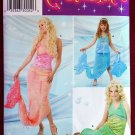 Simplicity 4043 mermaid costumes by Kellie Anderson, all sizes pattern