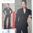 Vogue v1143 pattern 1143 Guy Laroche jacket and pants sizes 12-18