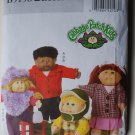 Butterick b5158 or 5158 Cabbage Patch Kids doll clothes pattern