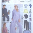 "Simplicity 5782 sleepwear pattern, ""Ann Regal's short cuts to machine embroidery"""