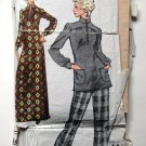 Vogue 2767 vintage 1972 Chuck Howard American Original pattern for dress tunic pants