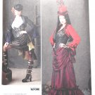 Simplicity 1819 goth burlesque Victorian or steampunk costume pattern, sizes 6-12 LaQuey