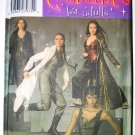Simplicity 4962 pattern for Laura Croft, Catwoman, Matrix costumes