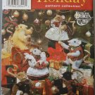 Simplicity 8990 Mice and Clothes, Christmas, holiday pattern collection