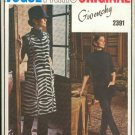 Vogue 2391 vintage 1970 pattern tunic pants top size 12, cut