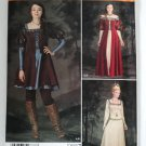 Simplicity 1773 pattern for LOTR, Hobbit, Tolkienesque, or Hunger Games costumes, sizes 6-14