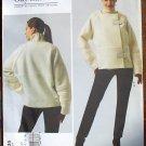 Vogue v1335 pattern 1335 Guy Laroche jacket and pants sizes 12-18