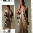 Vogue 1238 or v1238 Issey Miyake pattern for paneled dress