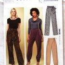 Kwik Sew 3808 pants pattern sizes xs-xl