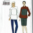 Vogue v9064 pattern for top, skirt, and pants, color blocked cosplay scifi sizes 6-8-10-12-14