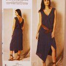 Vogue v1489 Donna Karan Collection dress pattern sizes 4 6 8 10