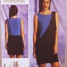 Vogue v1396 Donna Karan New York dress pattern sizes 8 10 12 14 16