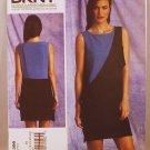 Vogue v1396 Donna Karan New York dress pattern sizes 16 18 20 22 24