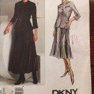 Donna Karan Vogue 2871 DKNY trachtenmode pattern v2871 size 12,14,16