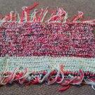 Crochet Beaded Rug