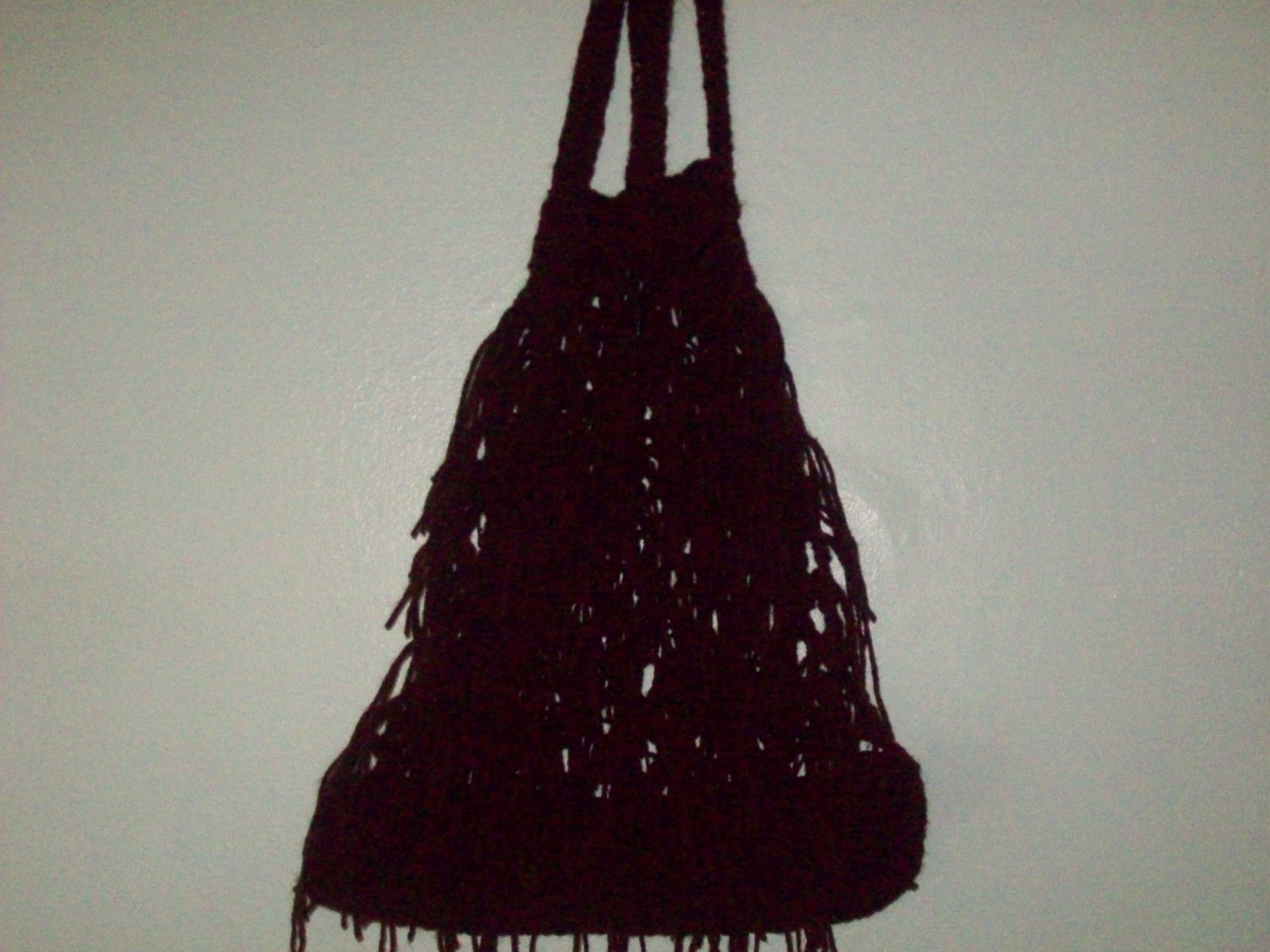 Medium Brown tote bag