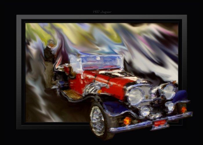 Classic 37 Jaguar