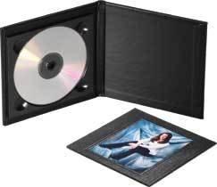 4x5 CD Folio
