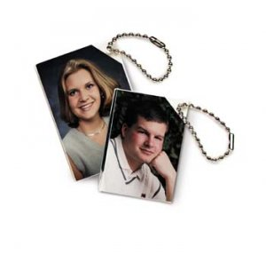 PC-2300 1X2 PHOTO KEY CHAIN