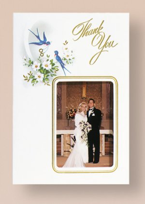#2014-T THANK YOU CARDS