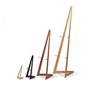 PC-22E WALNUT 22 INCH EASEL