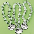 WEDDING LEIS WITH BLANK NAME CARD IN-34/1404