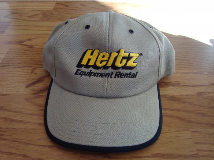 Tan Hertz Hat