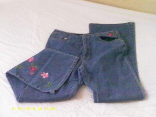 OLD NAVY Women Sz 16 Jean 100% COTTON