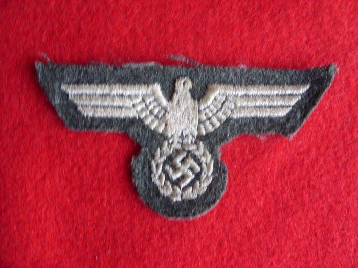 German Army Breast Emblem