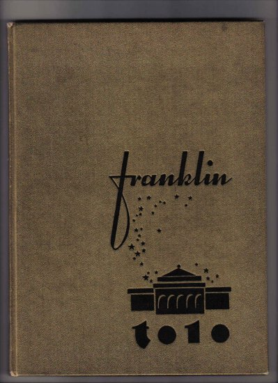 Franklin Tolo Annual 1938