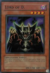 Yu-Gi-Oh Common Lord of D.