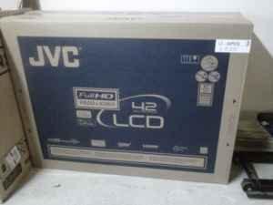 "New in Box 42"" JVC LCD TV"