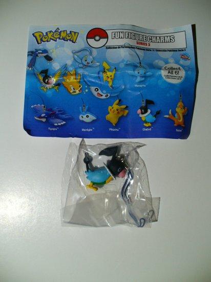 Pokemon Fun Figure Charms Series 3 by Tomy Yujin - Chatot