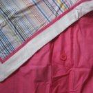 Nautica Langley Stripe Standard Pillow Sham New